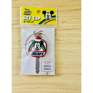ディズニー(Disney)のミッキー キーキャップ(キーケース)