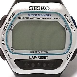 セイコー(SEIKO)のセイコー 腕時計 S650-4000 メンズ グレー(その他)