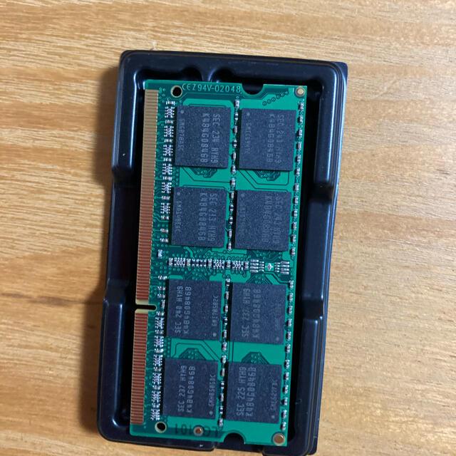 SAMSUNG(サムスン)のノートパソコン用メモリ16GB新品 スマホ/家電/カメラのPC/タブレット(PCパーツ)の商品写真