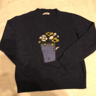 プードゥドゥ(POU DOU DOU)のPOU DOU DOU ニット セーター お花(ニット/セーター)