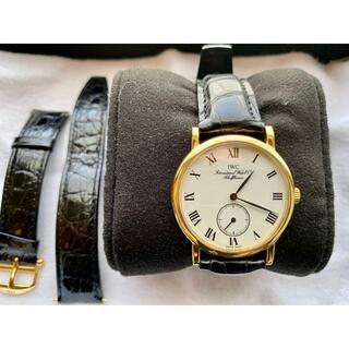 インターナショナルウォッチカンパニー(IWC)のIWC/18Kゴールド・ポートフィノ/Portofino/2534/整備詳細有(腕時計(アナログ))