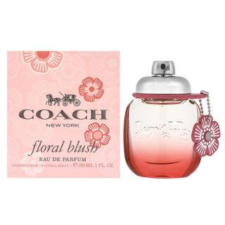 コーチ(COACH)のCOACHコーチ フローラル ブラッシュ オードパルファム  30ml新品未開封(香水(女性用))
