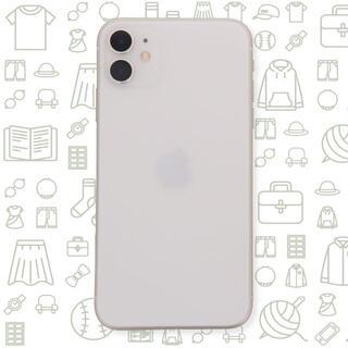 アップル(Apple)の【A】iPhone11/128/softbank(スマートフォン本体)