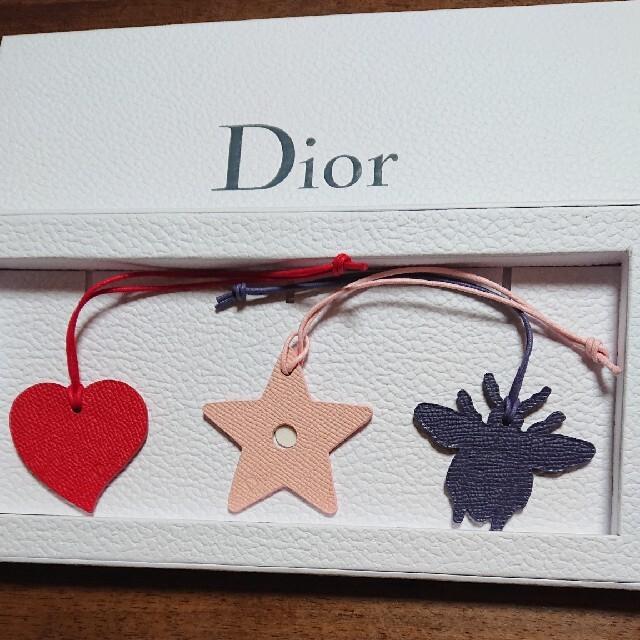 Christian Dior(クリスチャンディオール)のディオールコスメノベルティチャーム エンタメ/ホビーのコレクション(ノベルティグッズ)の商品写真