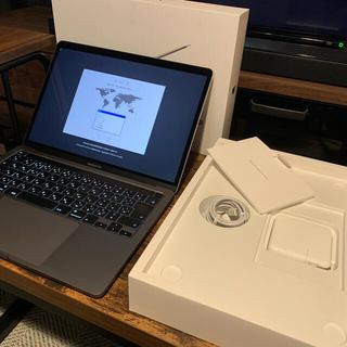 マック(Mac (Apple))の美品! MacBook Pro TouchBar+ 2020 MXK52J/A(ノートPC)