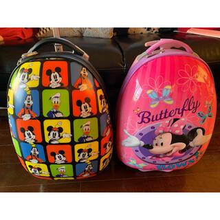 ディズニー(Disney)のキッズスーツケース ディズニー(その他)