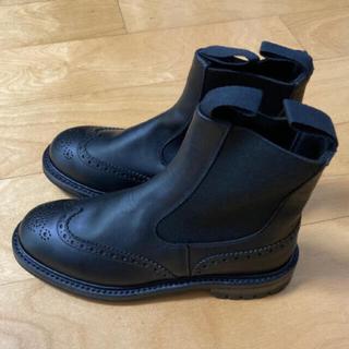 トリッカーズ(Trickers)のトリッカーズ シルビア サイドゴアブーツ 新品(ブーツ)