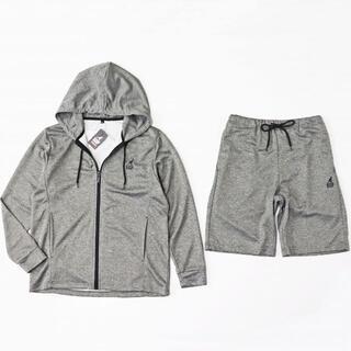 カンゴール(KANGOL)の(新品)KANGOL フルジップ パーカー ショート パンツ  上下セット(パーカー)