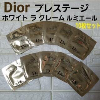 Christian Dior - Dior   プレステージ ホワイト ラ クレーム ルミエール 10枚