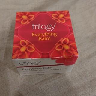 トリロジー(trilogy)のTrilogy エブリシングバーム(フェイスオイル/バーム)