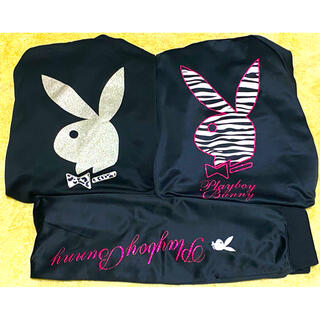 プレイボーイ(PLAYBOY)のPlayboy Bunny プレイボーイバニー 長袖 半袖 パンツ 3点セット(セット/コーデ)