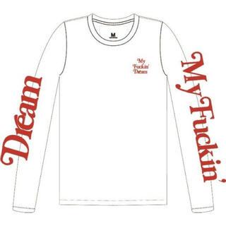 エム(M)のマイファッキンドリーム ロンT My Fuckin' Dream(Tシャツ/カットソー(七分/長袖))