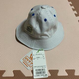 クレードスコープ(kladskap)の新品★クレードスコープ★ベビー帽子★46 48(帽子)