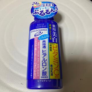 コーセーコスメポート(KOSE COSMEPORT)のヒアロチャージ 薬用 ホワイト ミルキィローション(化粧水/ローション)
