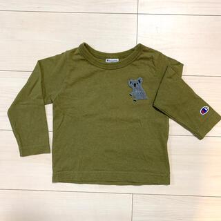 チャンピオン(Champion)のチャンピオン ロンT   95cm  子供服(Tシャツ/カットソー)