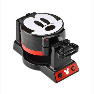 ディズニー(Disney)のDisney ディズニー 90周年 ミッキーマウス ワッフルメーカー 海外限定(サンドメーカー)