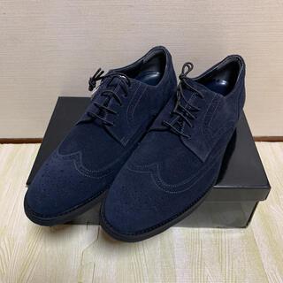 オリヒカ(ORIHICA)の新品 オリヒカ スエード シューズ 革靴 ドレスシューズ(ドレス/ビジネス)