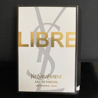 イヴサンローランボーテ(Yves Saint Laurent Beaute)の【残わずか】イヴサンローラン リブレ LIBRE EDP サンプル 1.2ml(ユニセックス)