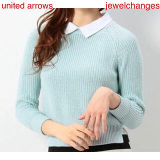 ジュエルチェンジズ(Jewel Changes)のニット  ジュエルチェンジズ トップス ユナイテッドアローズ(ニット/セーター)