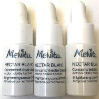 メルヴィータ(Melvita)のメルヴィータ  NB コンセントレイト セラム(美容液)4ml 3本セット(美容液)