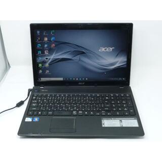 エイサー(Acer)のacer ノートパソコン ASPIRE 5336 Office2019!(ノートPC)