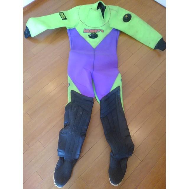 TUSA(ツサ)のMOBBYSダイビング ドライスーツ スポーツ/アウトドアのスポーツ/アウトドア その他(マリン/スイミング)の商品写真
