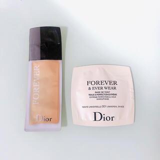ディオール(Dior)のディオールスキン フォーエヴァー フルイド(ファンデーション)