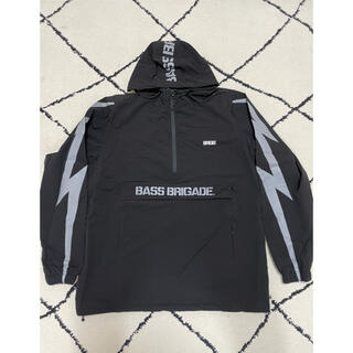 BRGD BOLT ANORAK JACKET 2 バスブリゲード(ウエア)