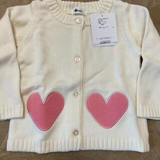 baby ハートセーター(その他)