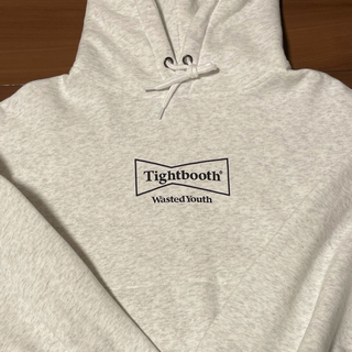 Wasted youth × Tightbooth パーカー(パーカー)