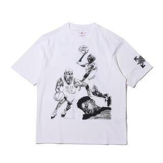 ナイキ(NIKE)の【送料込み★】NIKE × off-white コラボTシャツ 希少XLサイズ(Tシャツ/カットソー(半袖/袖なし))