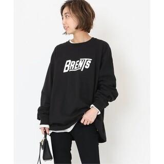 BRENTS SPORTSWEARブレンツ スポーツウエアロゴ ロングTシャツ(Tシャツ(長袖/七分))