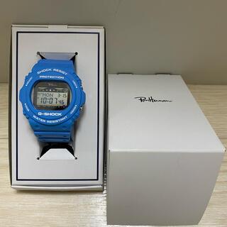 ロンハーマン(Ron Herman)のロンハーマン × G-SHOCK   時計 ジーショック CASIO(腕時計(デジタル))