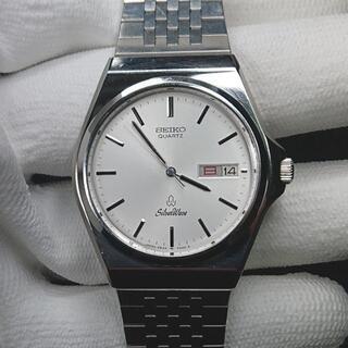 セイコー(SEIKO)のSEIKO SilverWave メンズ 文字盤ホワイトシルバー(腕時計(アナログ))