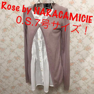 ナラカミーチェ(NARACAMICIE)の★Rosa by NARACAMICIE/ローザ バイ ナラカミーチェ★(カーディガン)