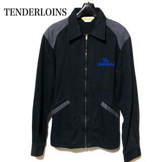 テンダーロイン(TENDERLOIN)のTENDERLOIN テンダーロイン ワークジャケット S/チェーン刺繍ロゴ (その他)