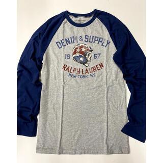 デニムアンドサプライラルフローレン(Denim & Supply Ralph Lauren)のラルフローレン  デニム&サプライ ロンT(Tシャツ/カットソー(七分/長袖))