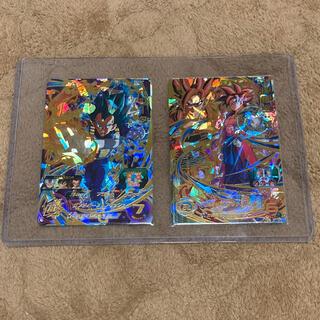 ドラゴンボール(ドラゴンボール)のドラゴンボールヒーローズ ベジータ BM5-029 孫悟空ゼノ BM6-068(その他)