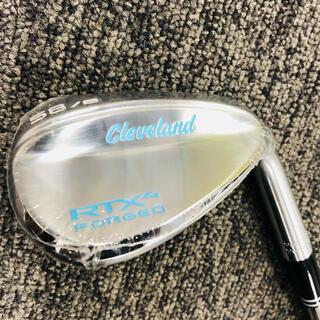 クリーブランドゴルフ(Cleveland Golf)のクリーブランド  RTX4 フォージドウェッジ 58度(クラブ)