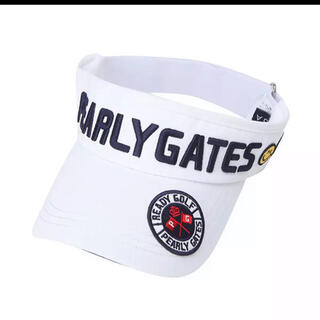 パーリーゲイツ(PEARLY GATES)のゴルフ バイザー 帽子 サンバイザー パーリーゲーツ(サンバイザー)