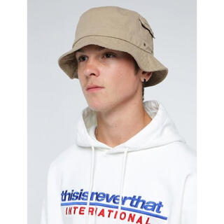 『thisisneverthat』Fishing Bucket Hat ハット(ハット)