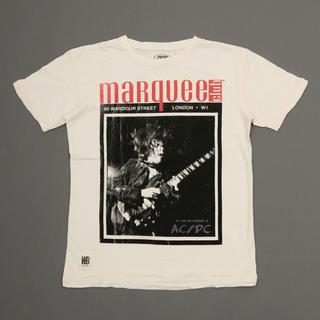 ウォーンバイ(Worn By)のAC/DC-T/worn by AT THE MARQUEE(Tシャツ/カットソー(半袖/袖なし))