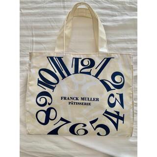 フランクミュラー(FRANCK MULLER)の【非売品】フランクミュラーfranckmullerパティスリーショッパー エコバ(ショップ袋)