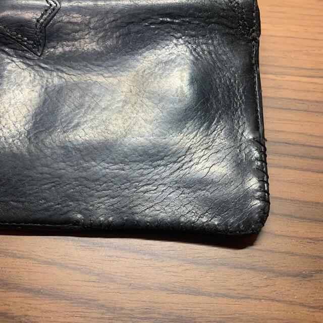 Chrome Hearts(クロムハーツ)の訳あり 珍しい カスタム品 クロムハーツ 財布 メンズのファッション小物(折り財布)の商品写真