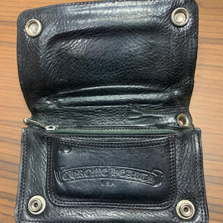 Chrome Hearts - 訳あり 珍しい カスタム品 クロムハーツ 財布