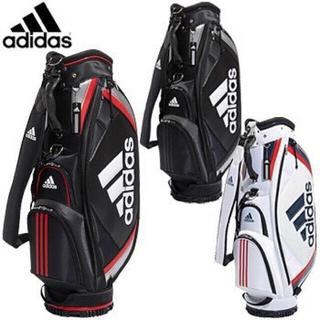 adidas - アディダスゴルフ   ベーシックキャディバッグ ゴルフキャディバッグ