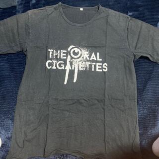 the oral cigarettes バンドTシャツ(ミュージシャン)