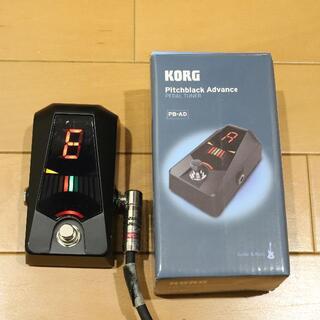 コルグ(KORG)のKORG Pitchblack Advance PB-AD(エフェクター)