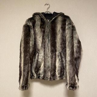 シュプリーム(Supreme)のSupreme Faux Fur Hooded Jacket(ブルゾン)