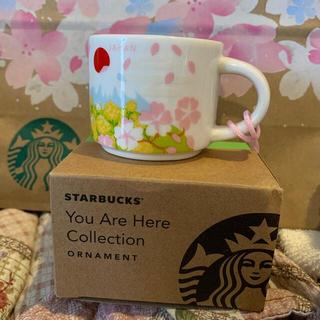 スターバックスコーヒー(Starbucks Coffee)のスターバックスSAKURA🌸ミニカップ(グラス/カップ)